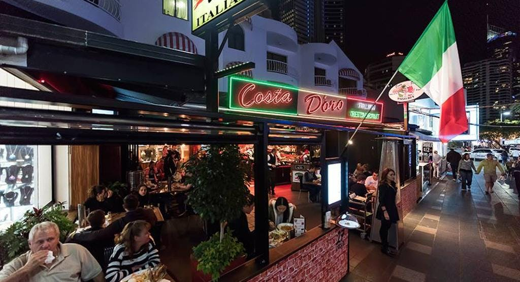 Costa DOro Italian Restaurant