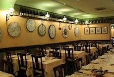 Restaurant Ambasciata d'Abruzzo in Parioli, Rome