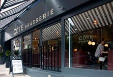 Restaurant Côte Highgate in Highgate, London