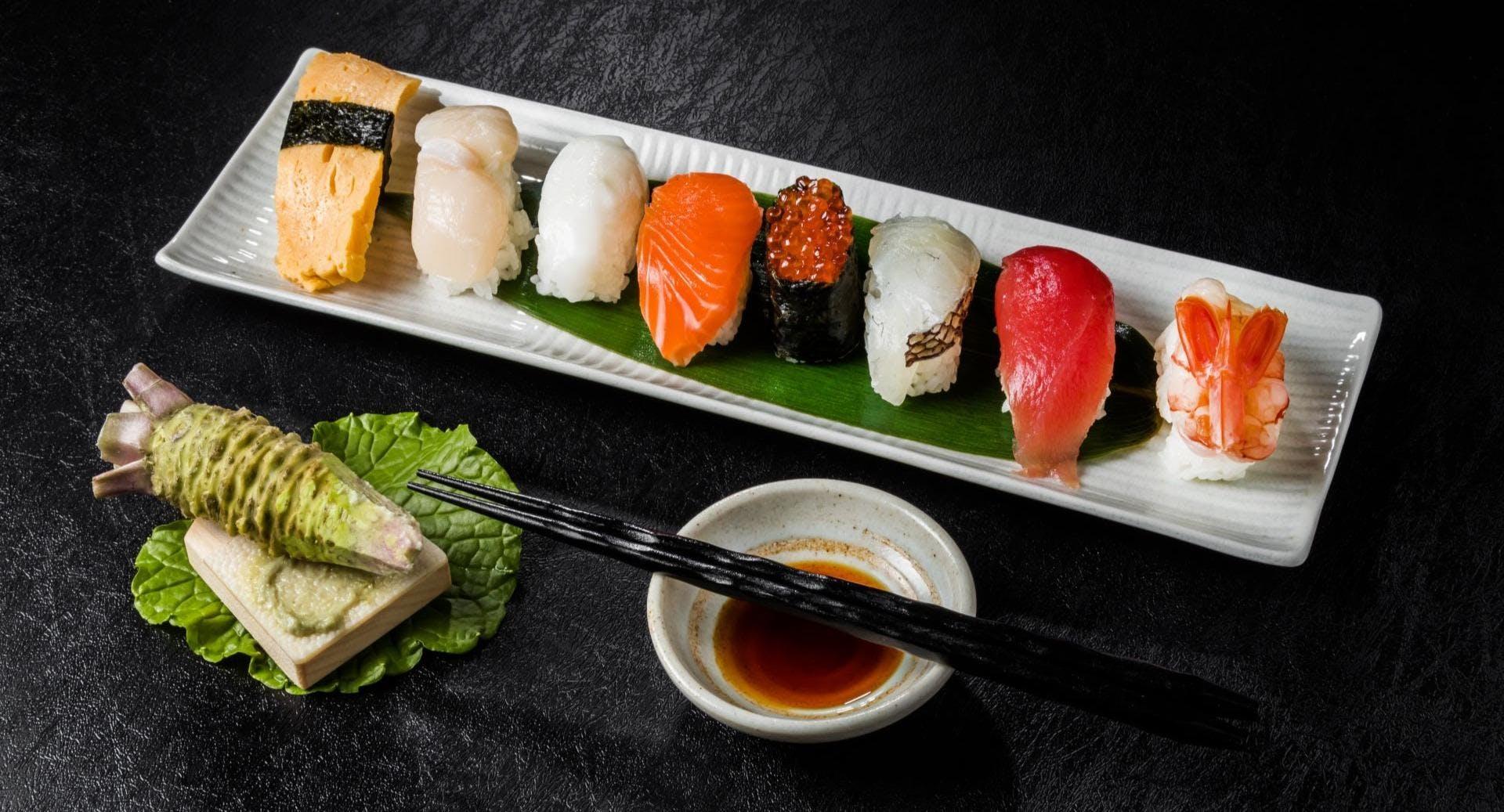 Kamikaze Sushi & Bowls