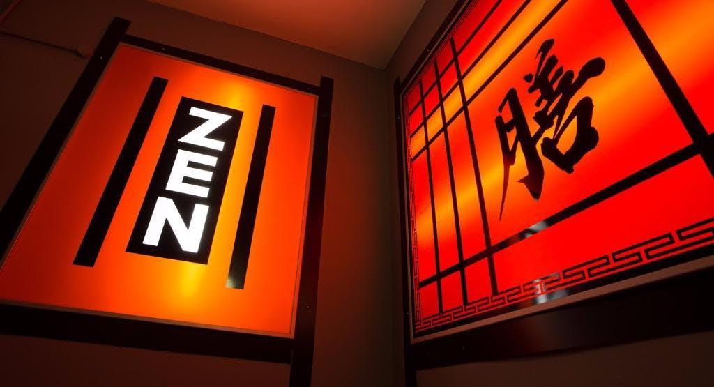 Zen Japanese & Oriental Restaurant Southampton image 1