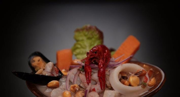 SALONGA - Peruvian Restaurant-Bar-Gallery Wien image 2