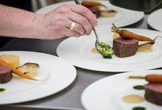 Restaurant The Royal Oak Staveley in Staveley, Boroughbridge