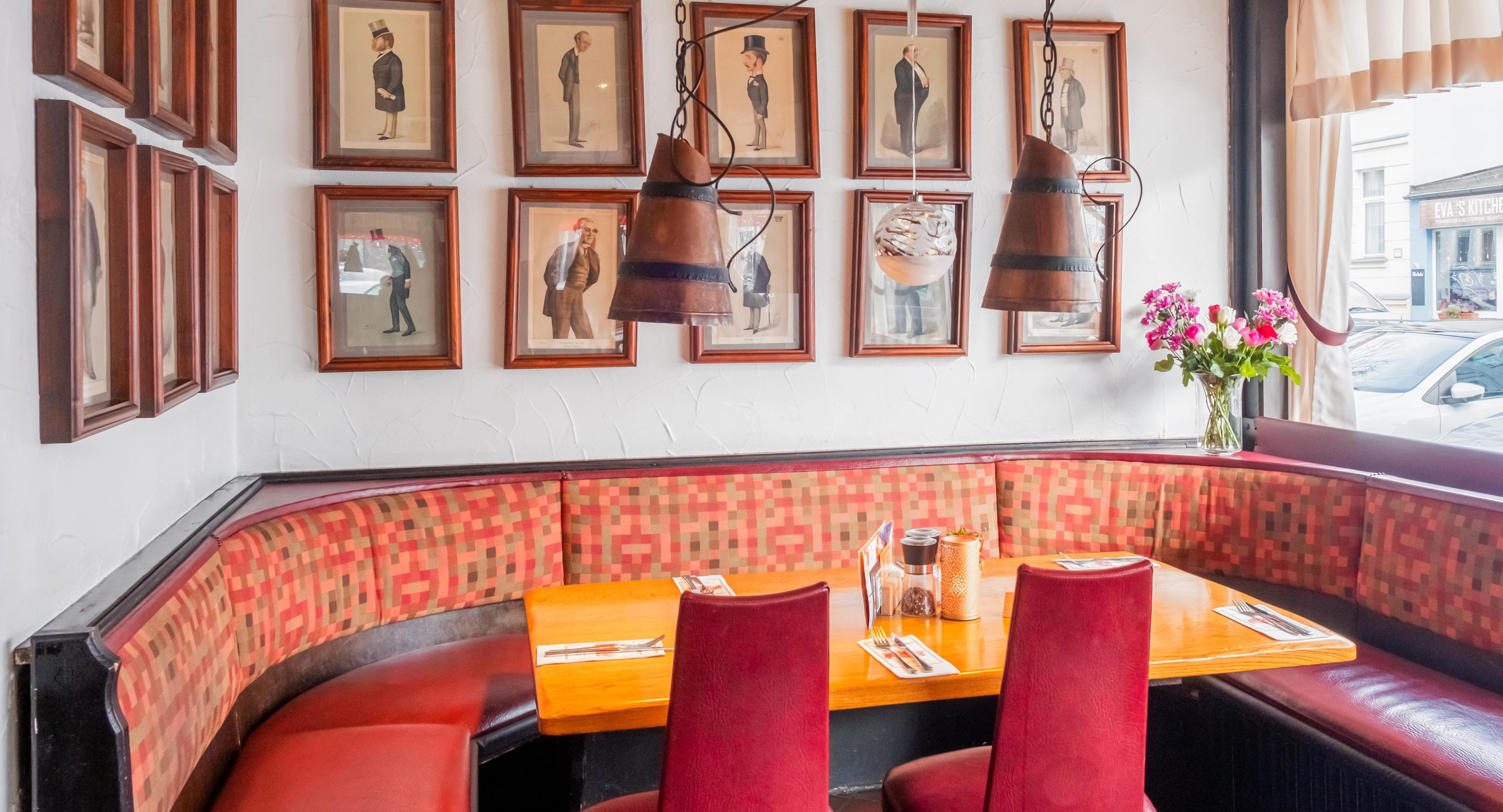 Restaurant Steakhaus Pfefferkorn