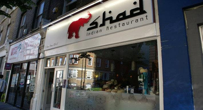 Shad Indian London image 2