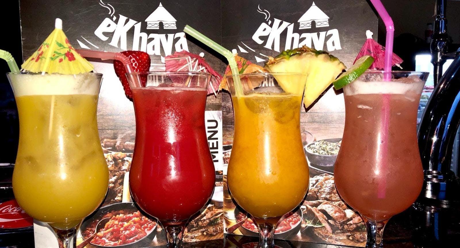 eKhaya Bar & Grill