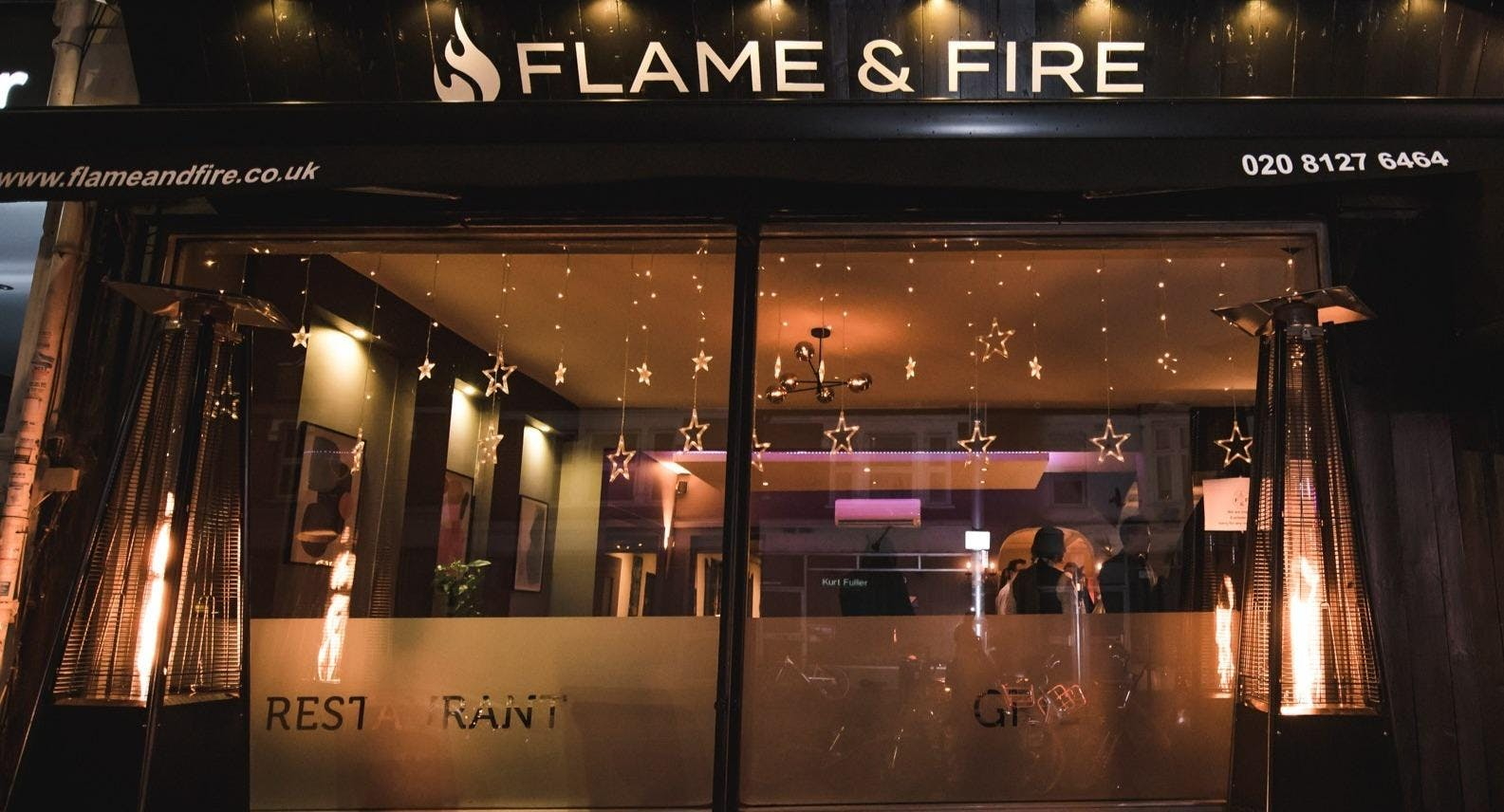Flame & Fire Londres image 1