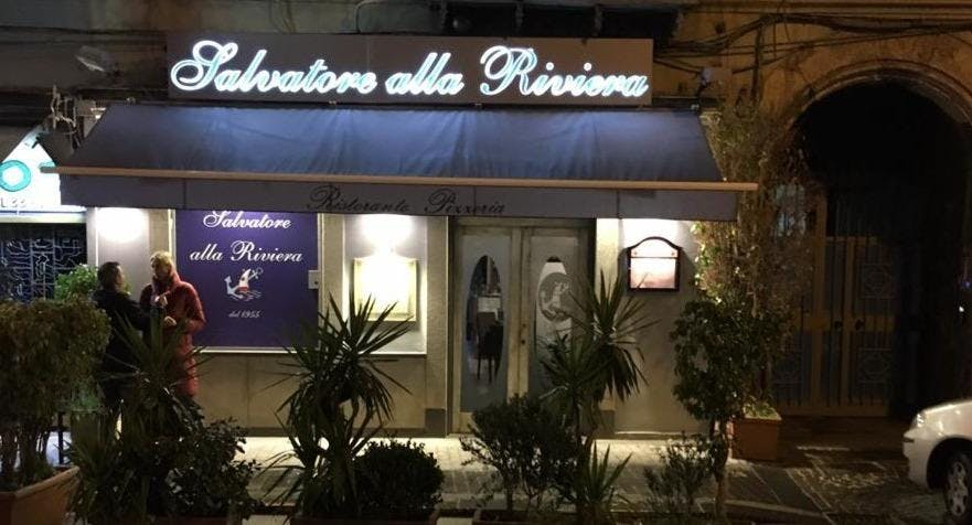 Ristorante Salvatore Alla Riviera