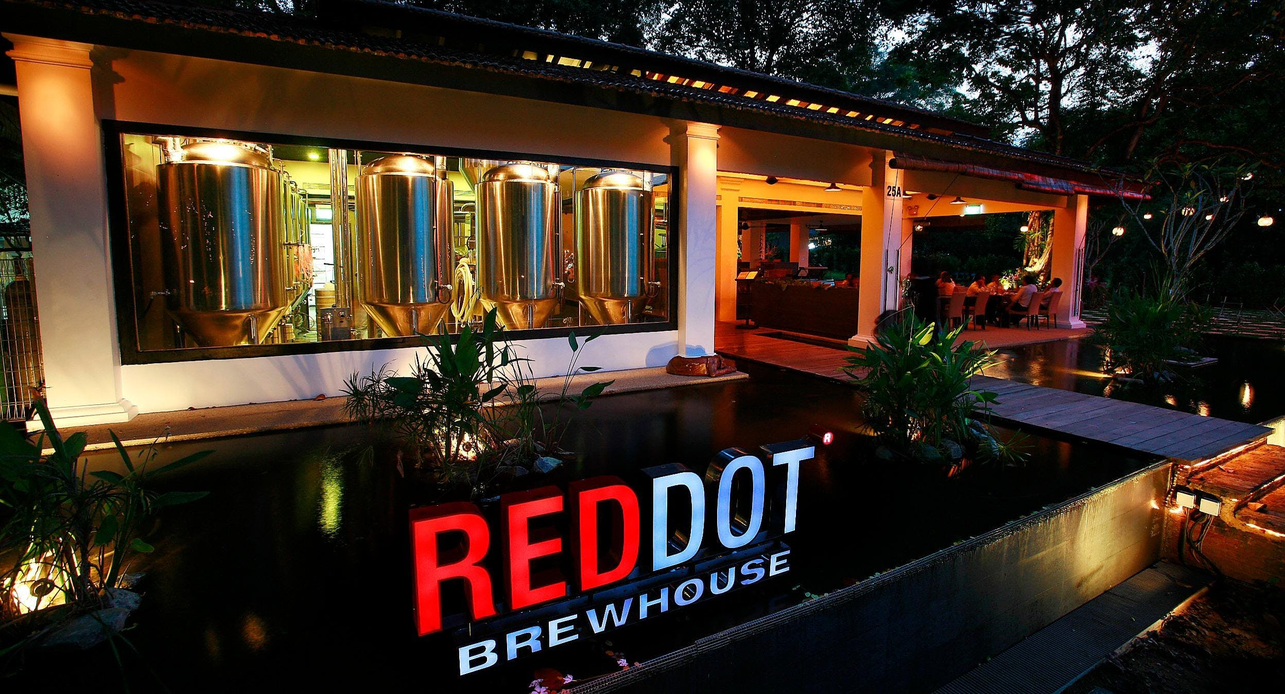 Red Dot Brewhouse - Dempsey Road
