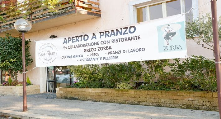 Ristorante Pizzeria La Sfera