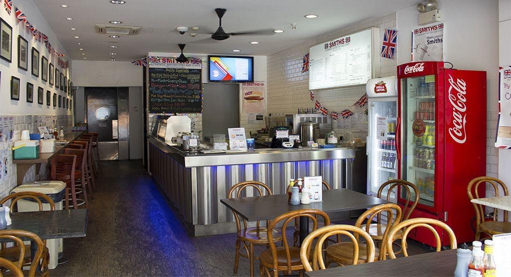 SMITHS: Authentic British Fish and Chips (Tanjong Katong)