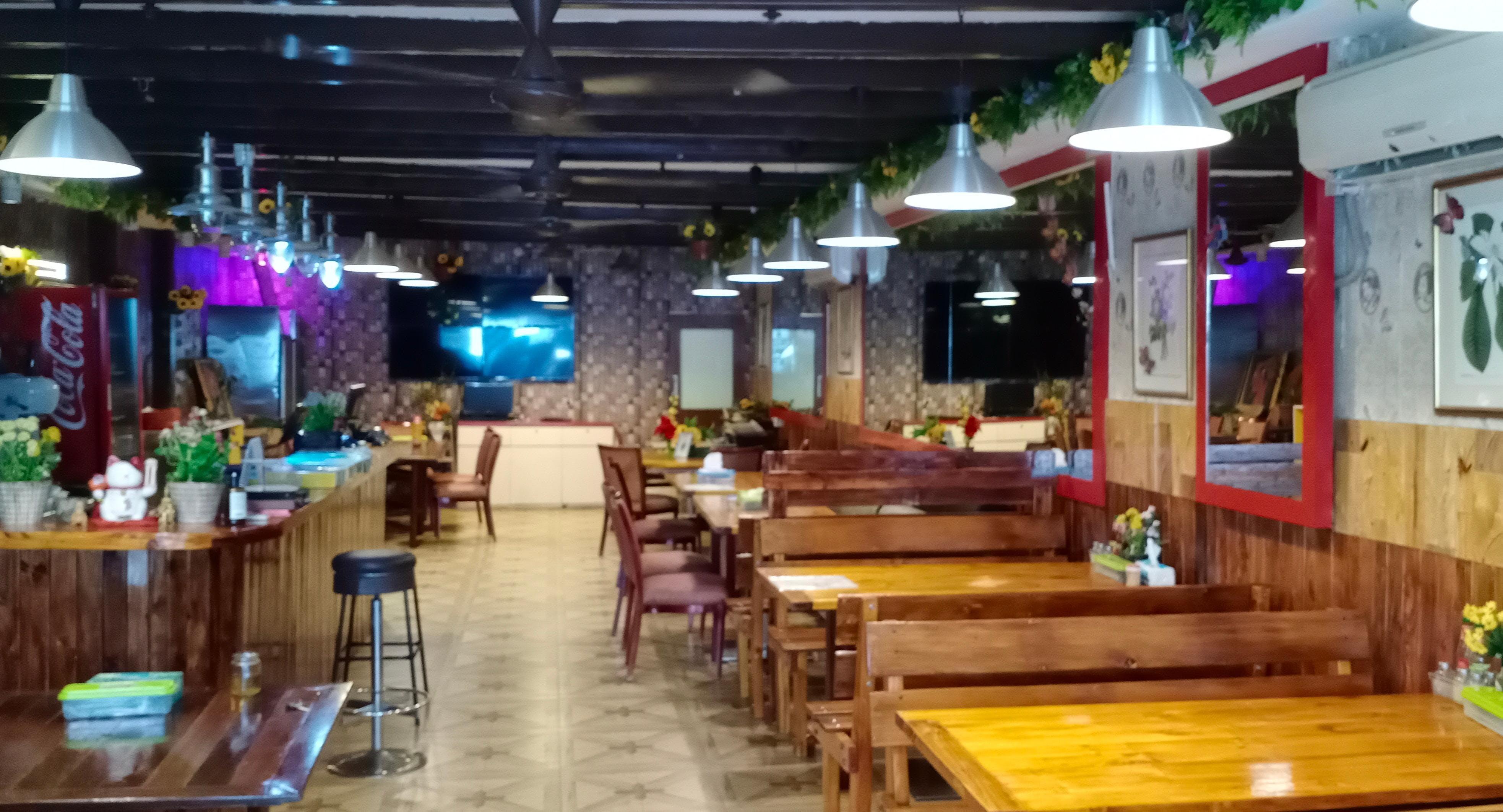 Qtech Cafe