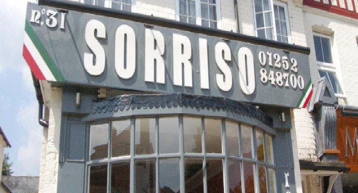 Sorriso Mediterranean Restaurant Hartley Wintney image 2