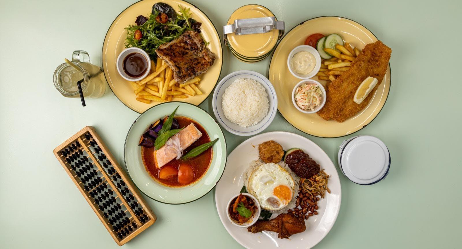 Photo of restaurant Old School Delights - Esplanade in Esplanade, Singapore