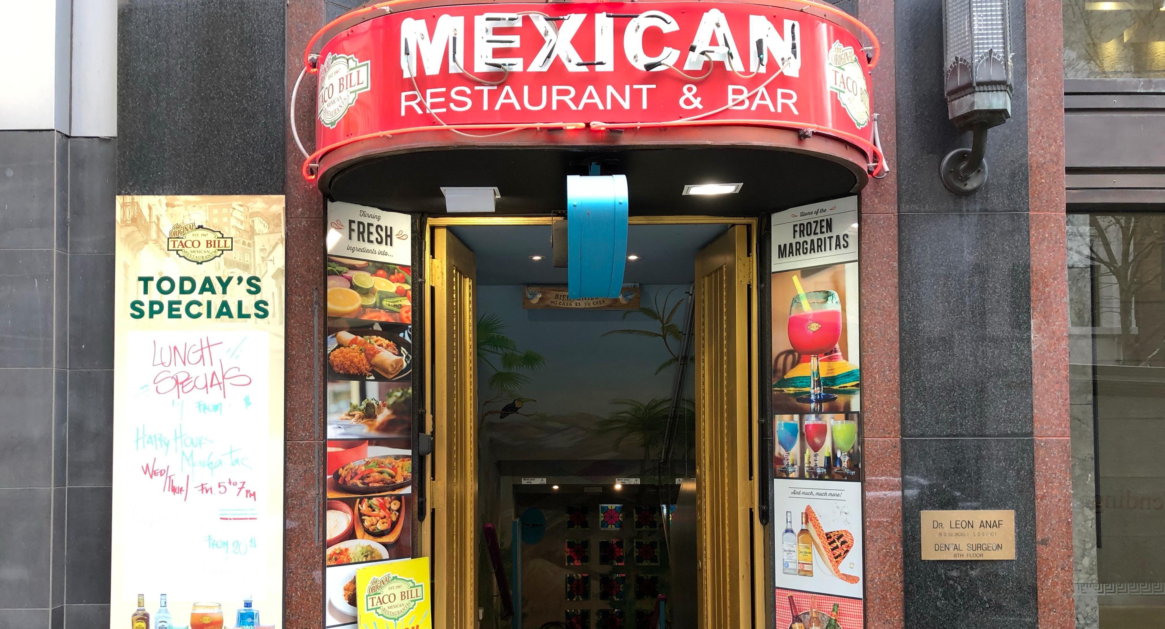 Taco Bill - Collins Street