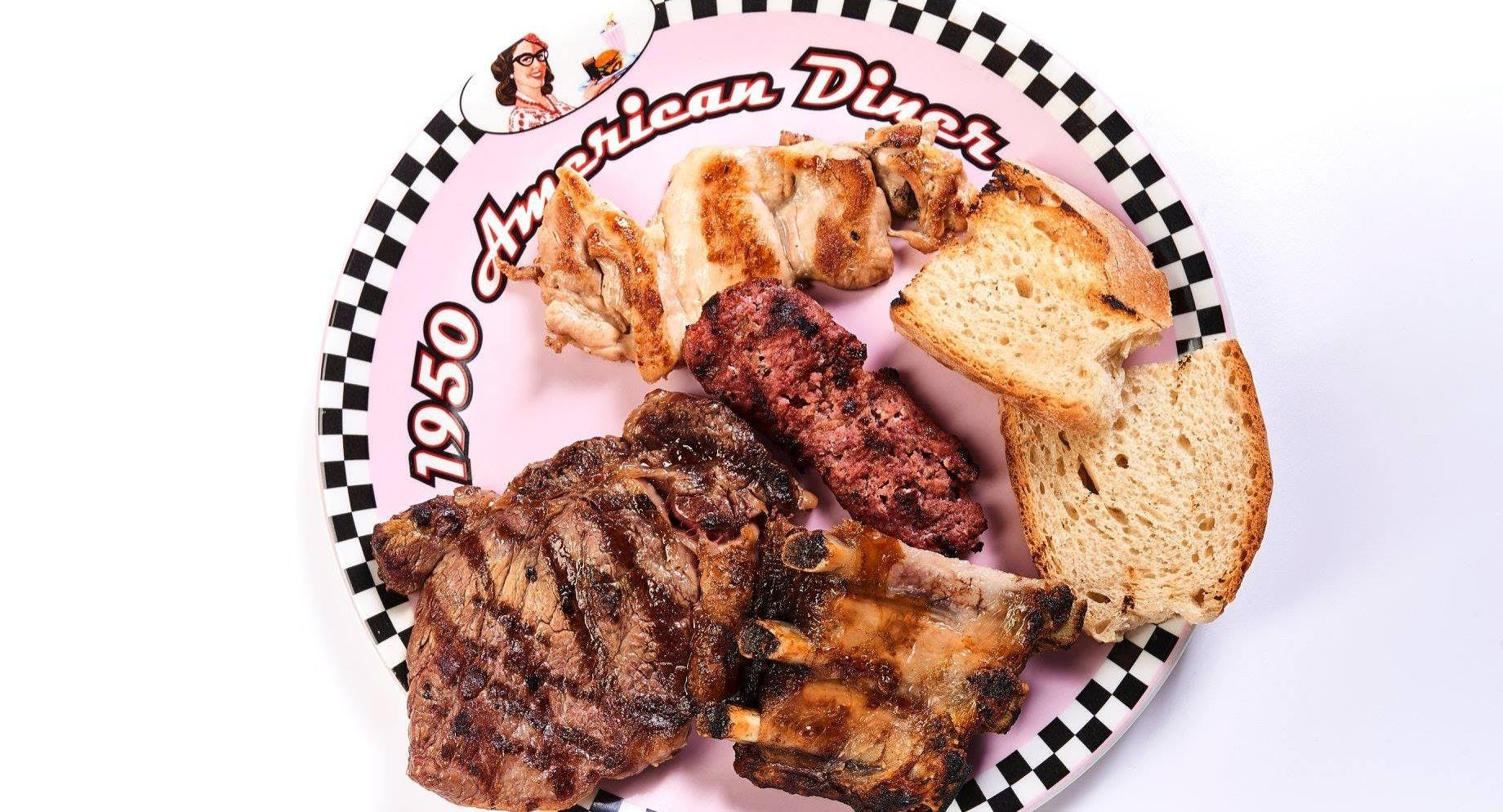 1950 American Diner - Calenzano