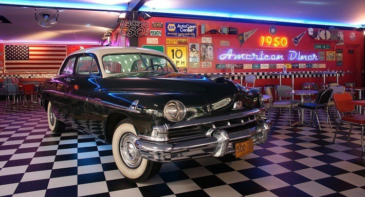 1950 American Diner Firenze image 1