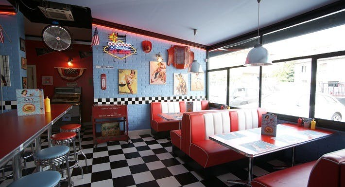 1950 American Diner Firenze image 4