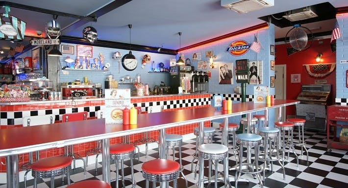 1950 American Diner Firenze image 2