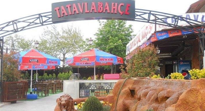 Tatavla Bahçe Restaurant İstanbul image 1