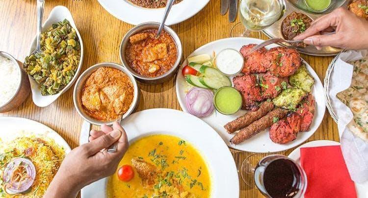 Saffron Indian Diner Sidcup image 1