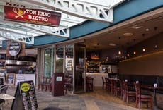 Restaurant Ton Khao Bistro in Mooloolaba, Sunshine Coast