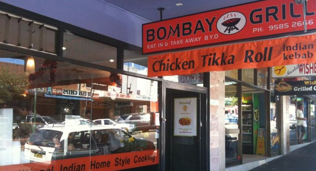 Bombay Grill Mortdale