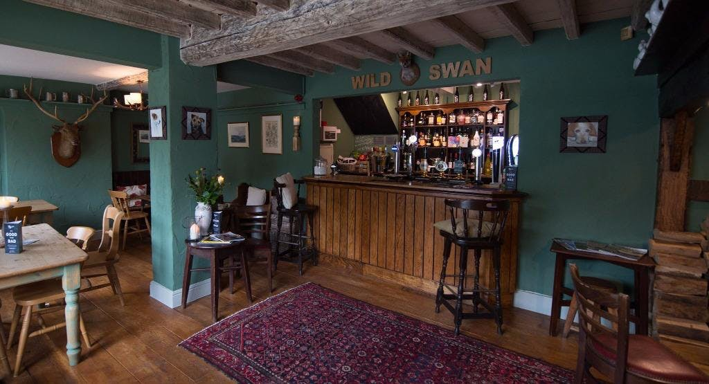 The Wild Swan - Minskip Harrogate image 1