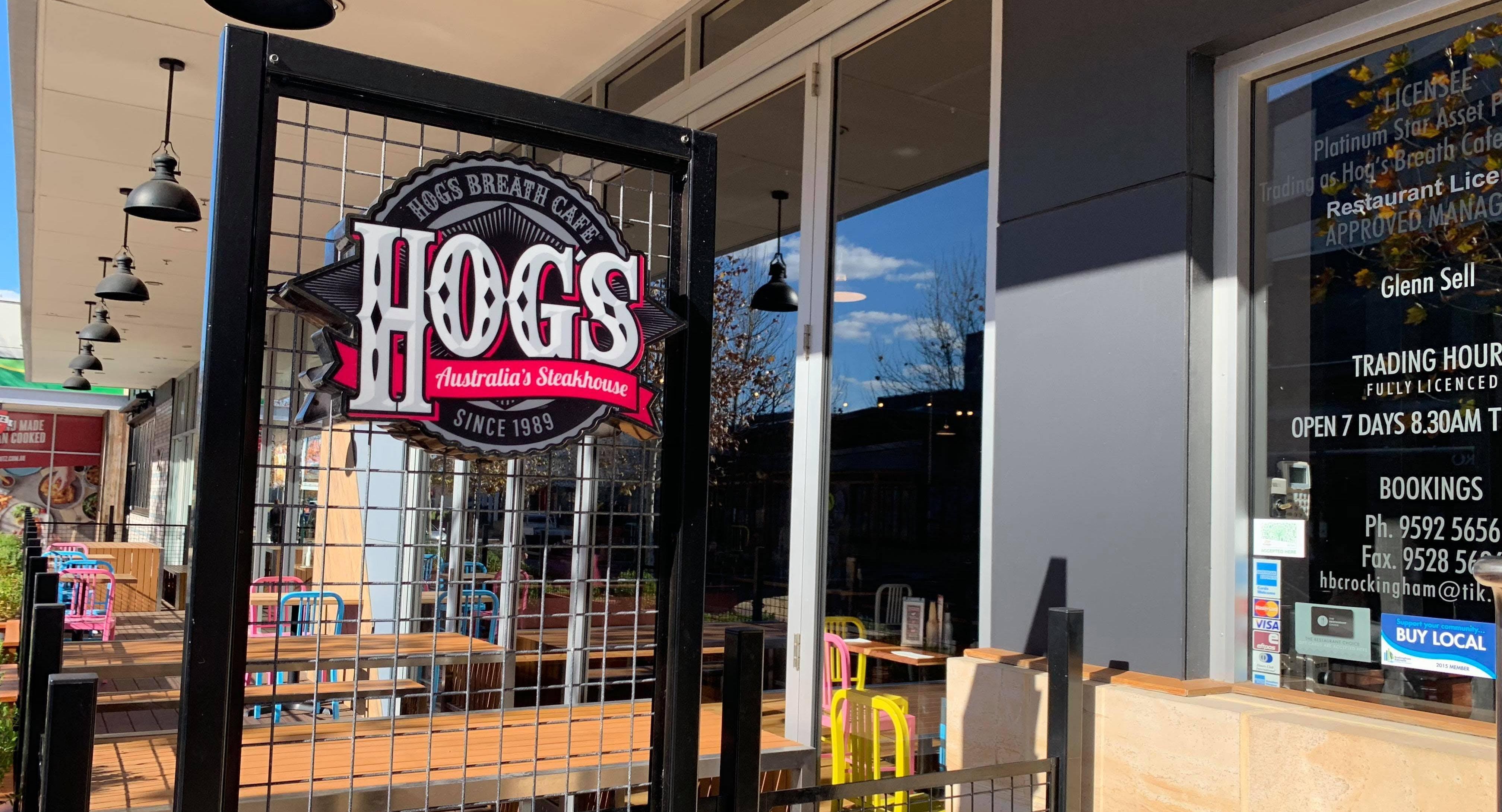 Hog's Breath Cafe - Rockingham