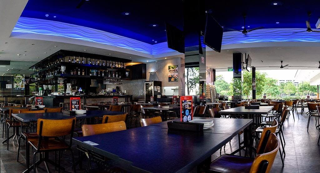 Atmosphere Bistro Bar - East Coast Park