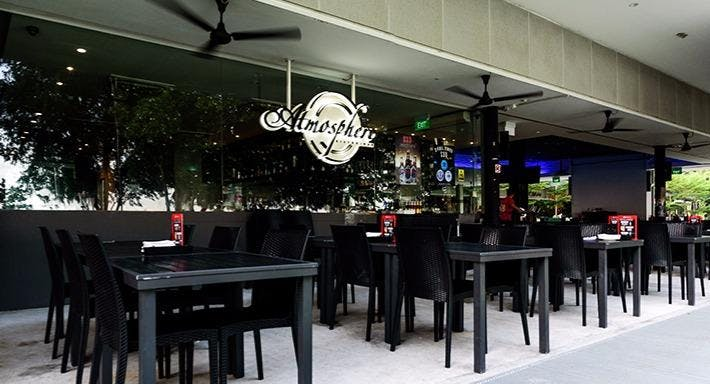Atmosphere Bistro Bar - East Coast Park Singapore image 3