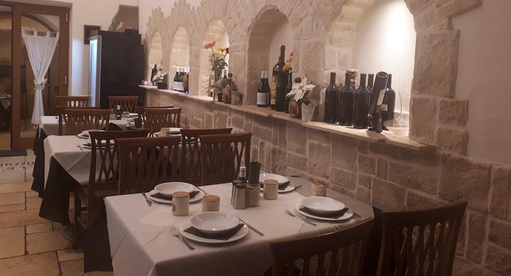 Interno del ristorante Le Nicchie di Bari - Fonte: Quandoo