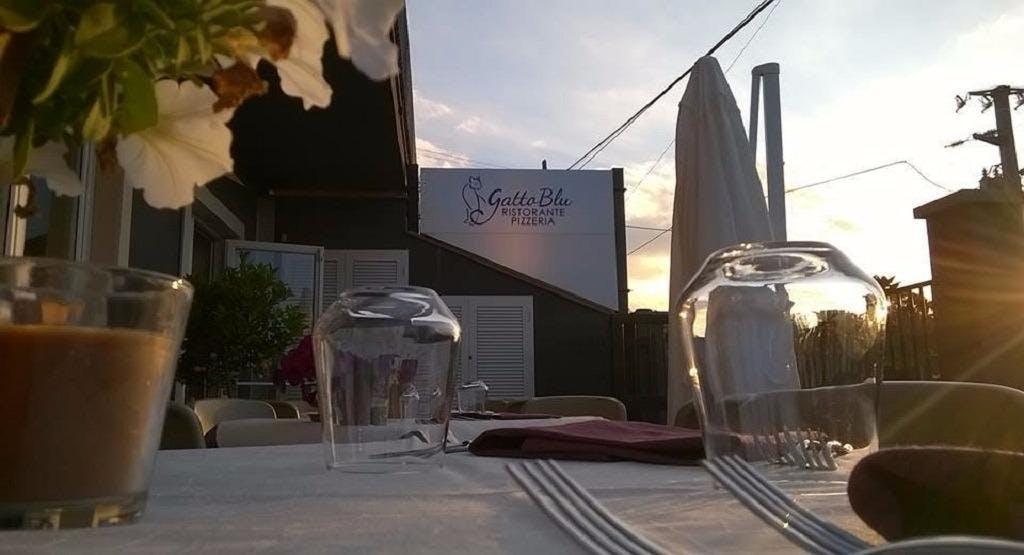 Gatto Blu Ristorante Pizzeria Del Mareneve Resort Linguaglossa image 1