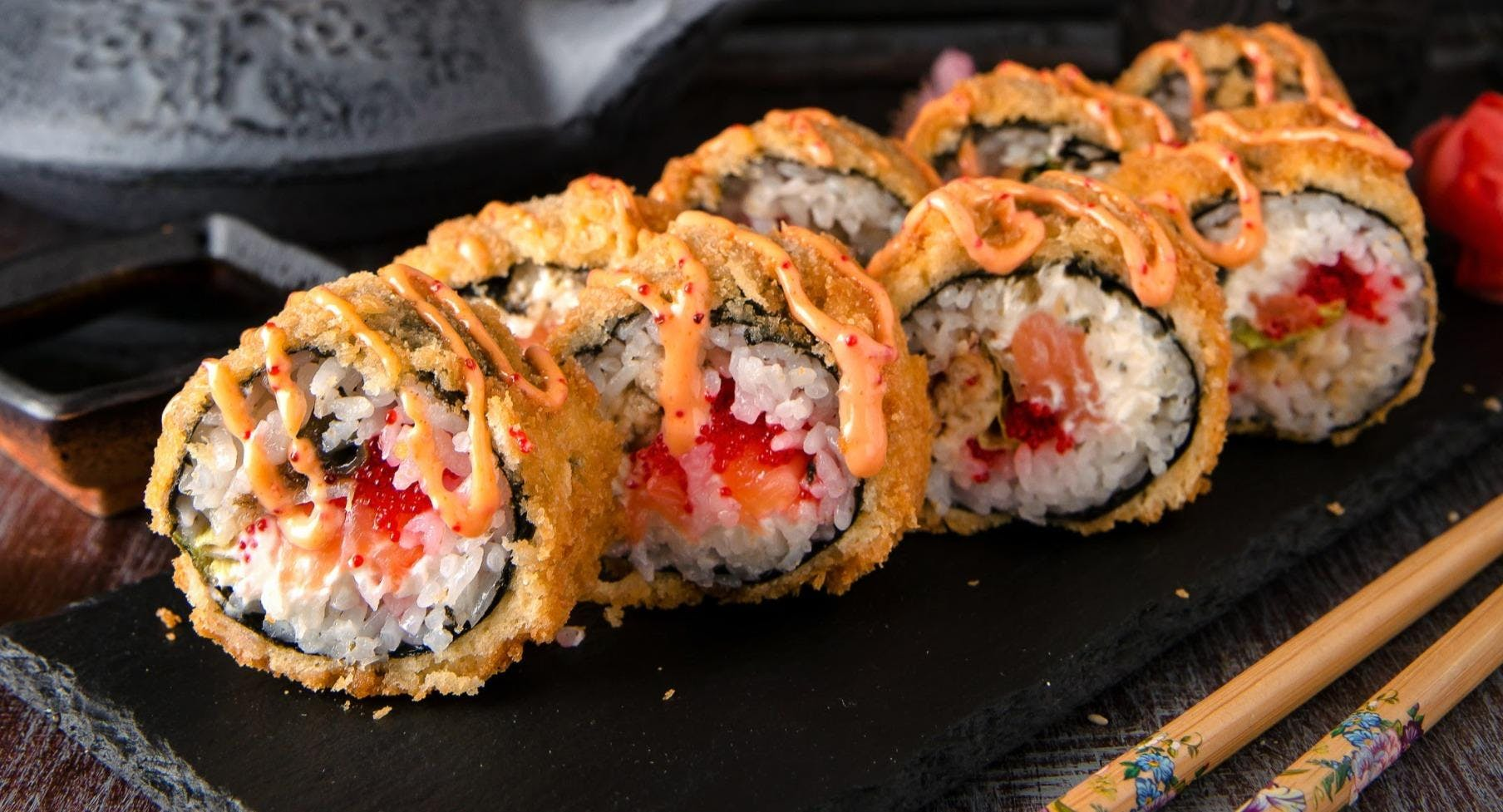 HERE - SUSHI & MORE