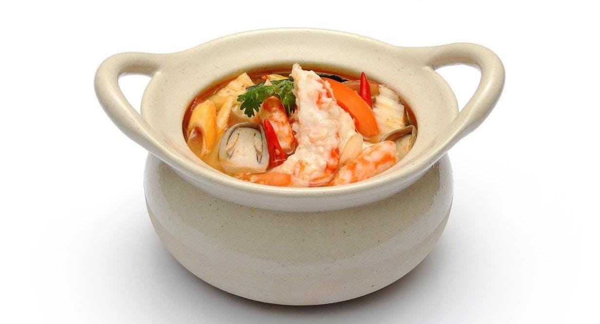 Pepper Jade Thai Vegetarian Cuisine Singapore image 3