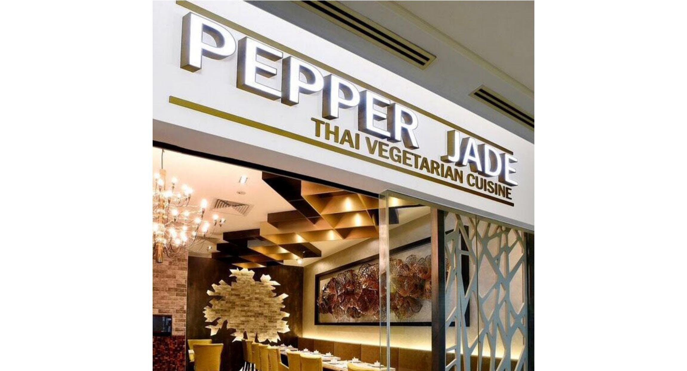 Pepper Jade Thai Vegetarian Cuisine Singapore image 2
