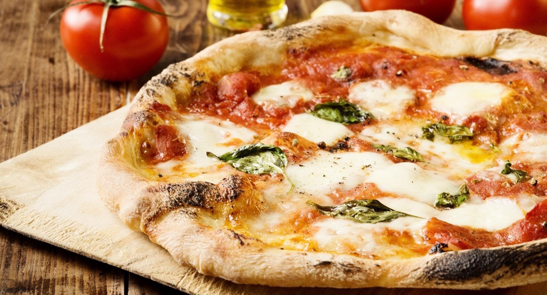 485Grad Neapolitanische Pizza & Wein