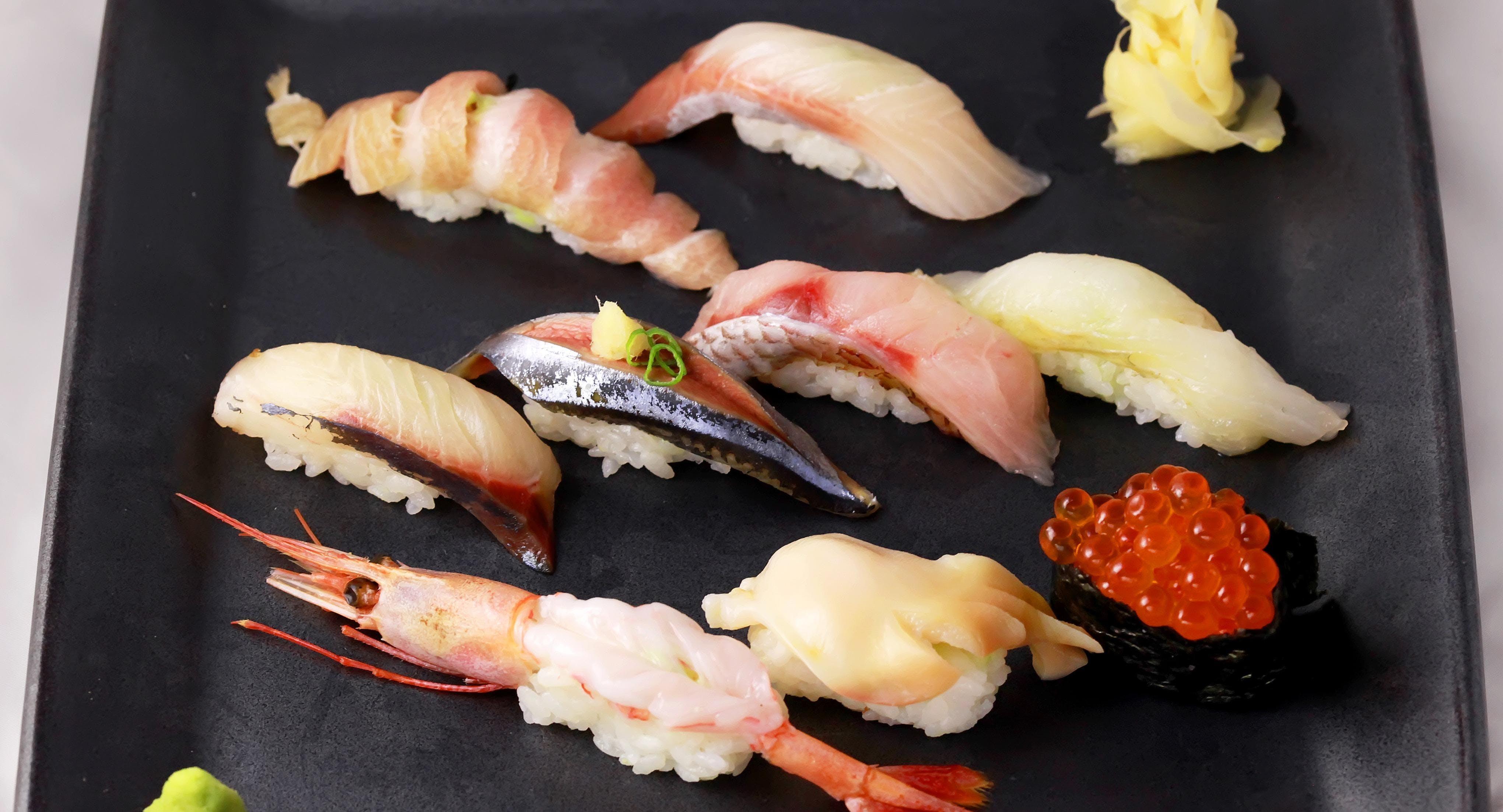 KAN Sushi - Robertson Quay