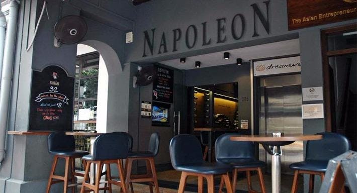 Napoleon Food & Wine Bar Singapore image 8