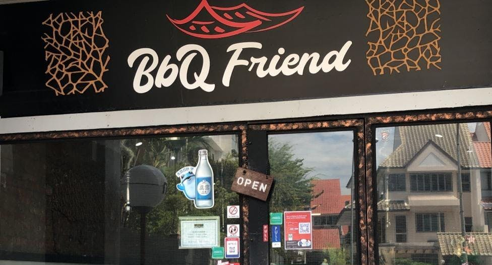 BBQ Friend