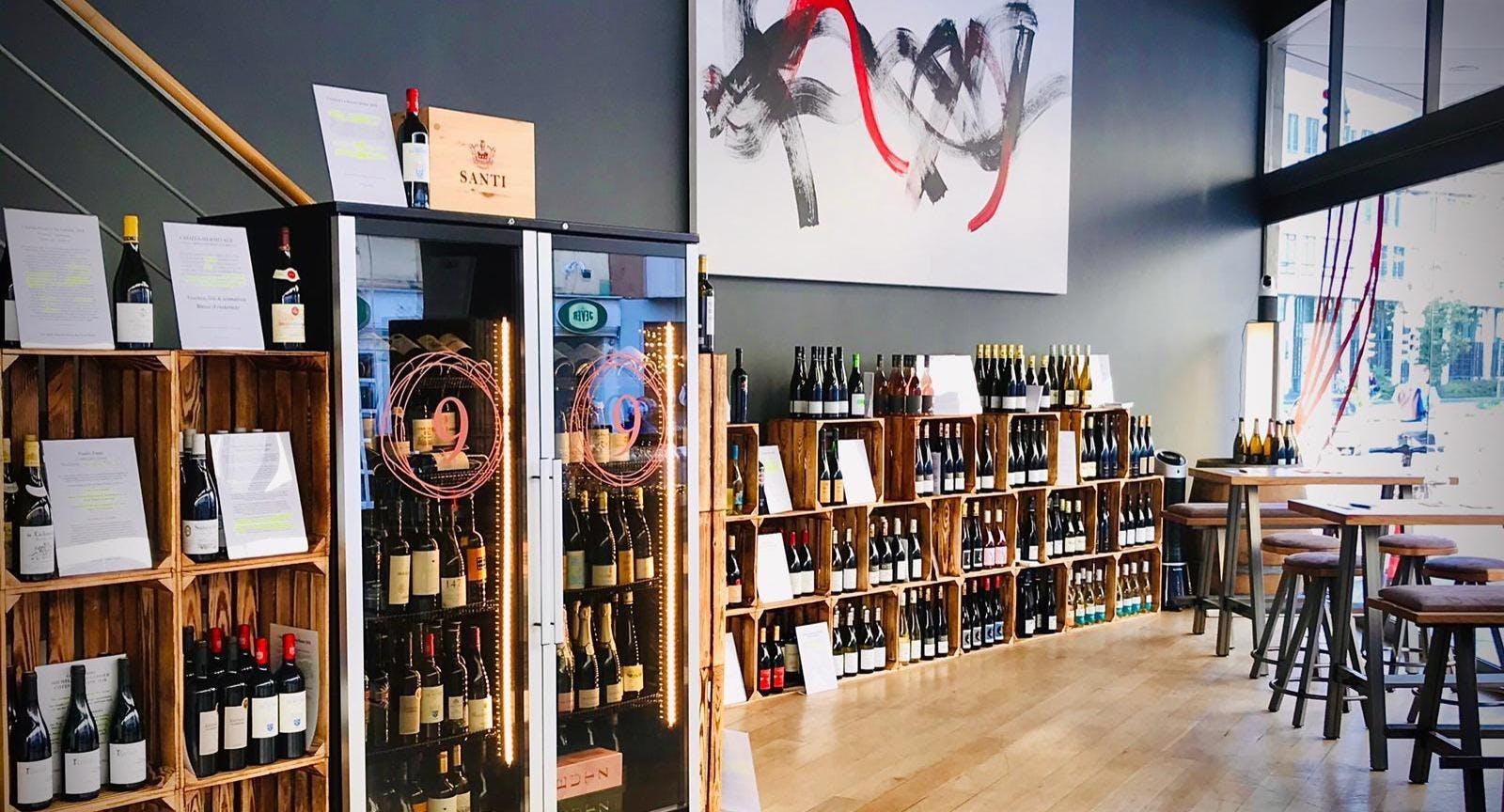 Vinothek-Weinhandel NeuN