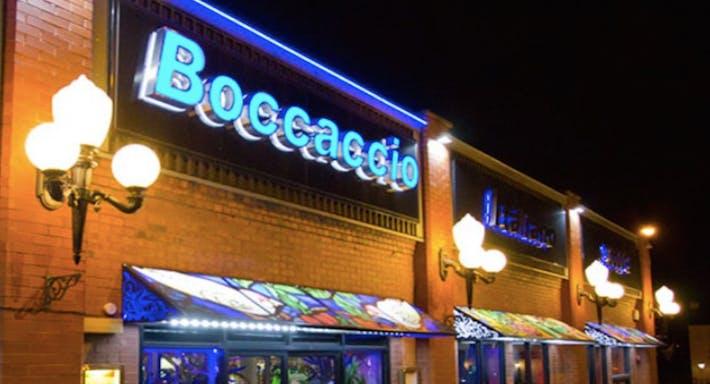 Boccaccio Restaurant & Grill
