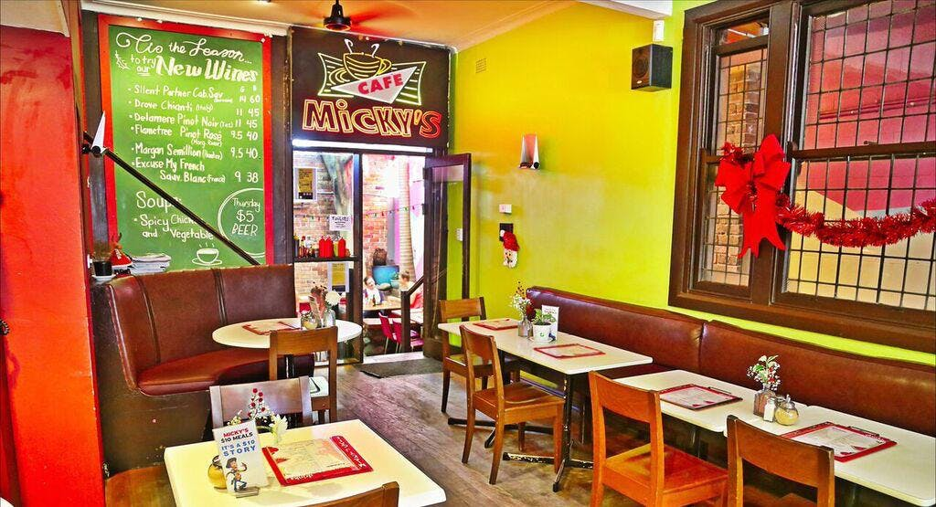Micky's Cafe Sydney image 1