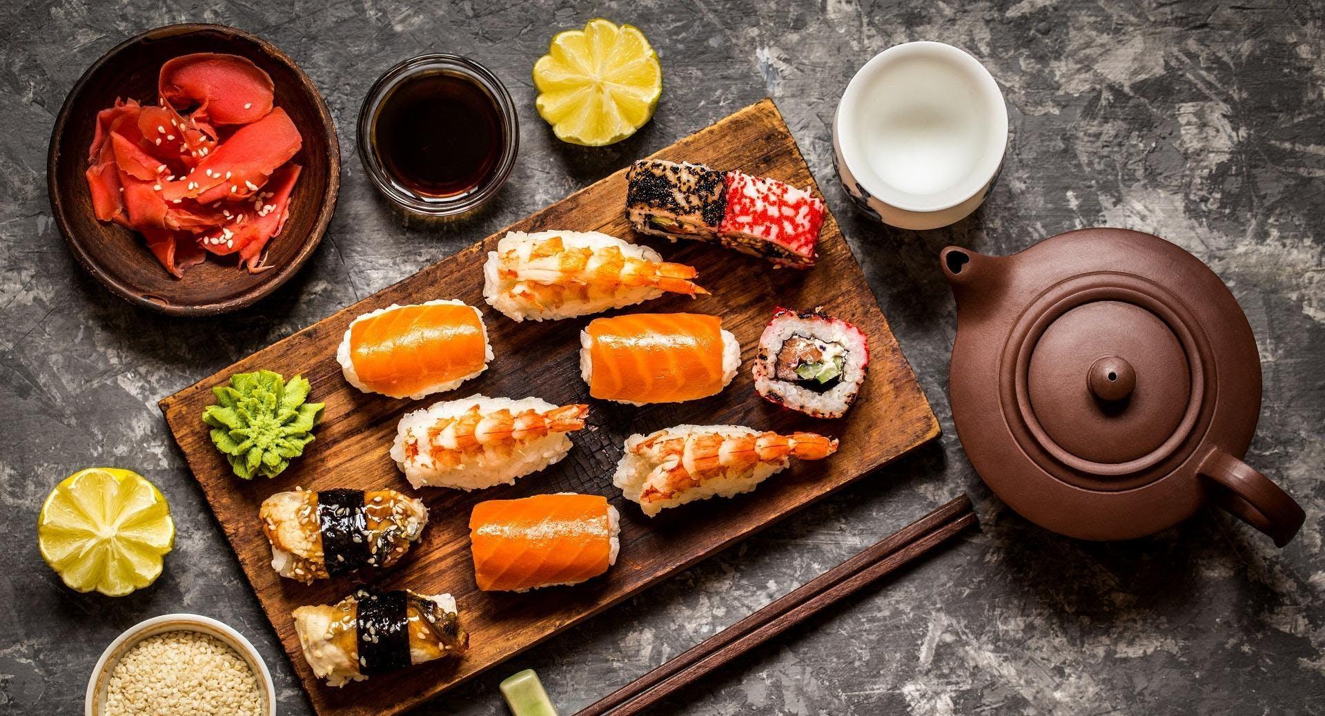 Pattaya II Thai- Viet- Sushi Küche