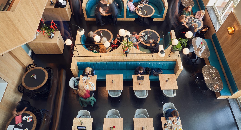 LLoyd Restaurant Amsterdam image 1