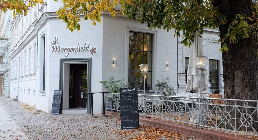 Cafe Morgenlicht Berlin image 1