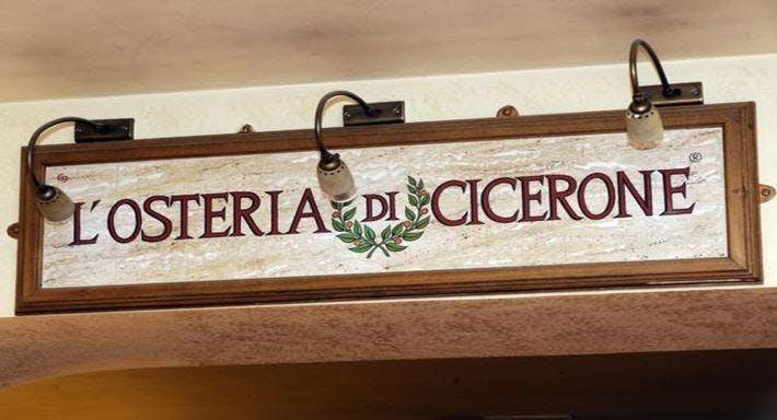 L'Osteria Di Cicerone Roma image 1