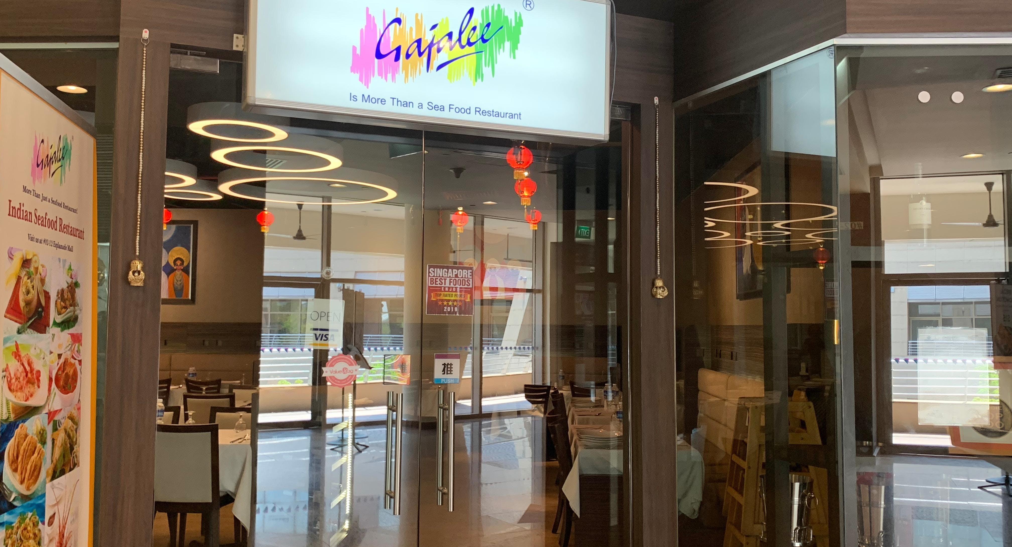 Gajalee Indian Seafood Restaurant Singapore image 3