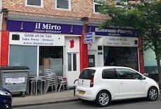 Restaurant Il Mirto in East Dulwich, London