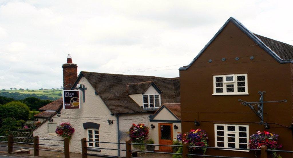 Ye Olde Punchbowl Country Inn and Gardens